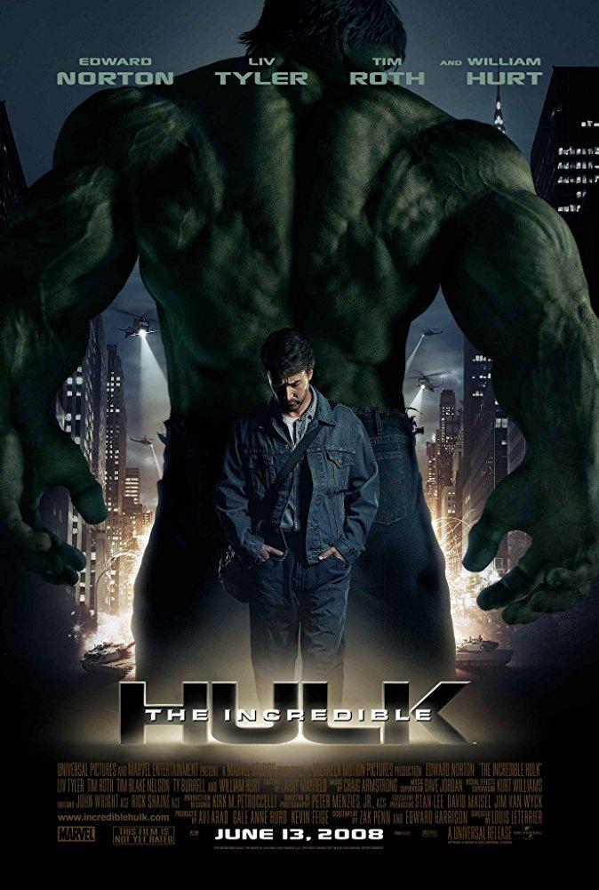 The Incredible Hulk 2008 720p BluRay H264 AAC-RARBG