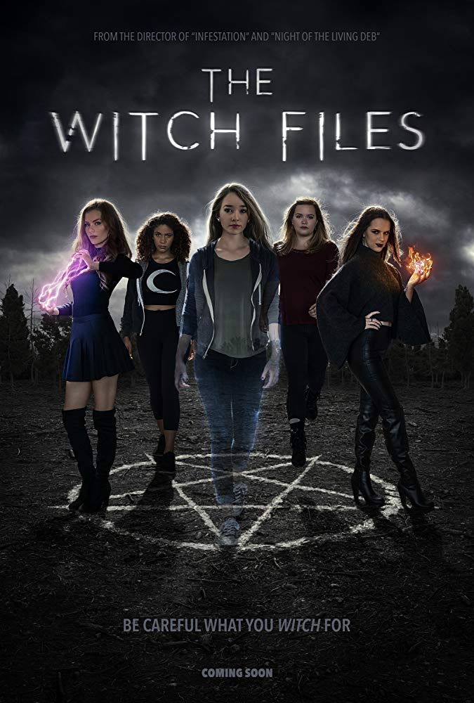 The Witch Files 2018 HDRip XViD-ETRG