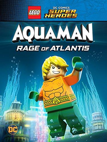 LEGO DC Comics Super Heroes Aquaman Rage of Atlantis 2018 720p BluRay X264-iNVANDRAREN