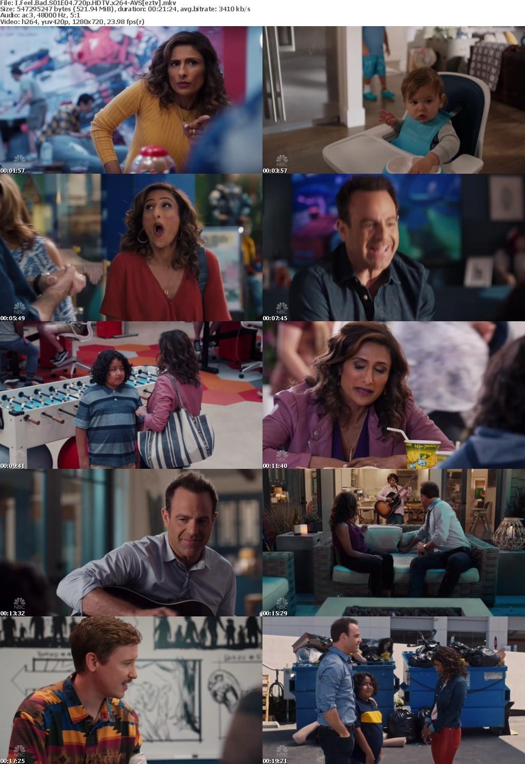 I Feel Bad S01E04 720p HDTV x264-AVS