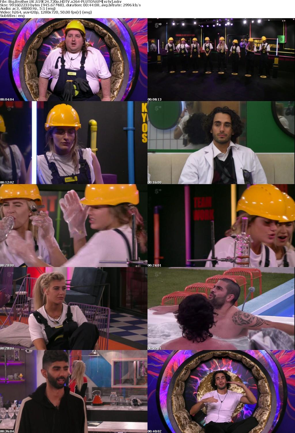 Big Brother UK S19E24 720p HDTV x264-PLUTONiUM