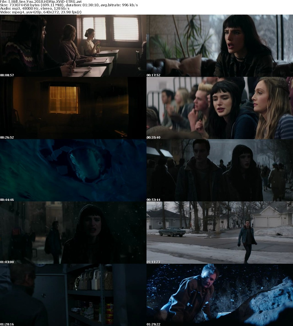 I Still See You 2018 HDRip XViD-ETRG