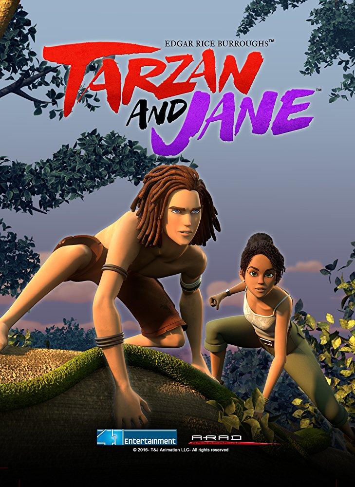 Tarzan and Jane 2017 S02E02 720p WEB x264-CRiMSON