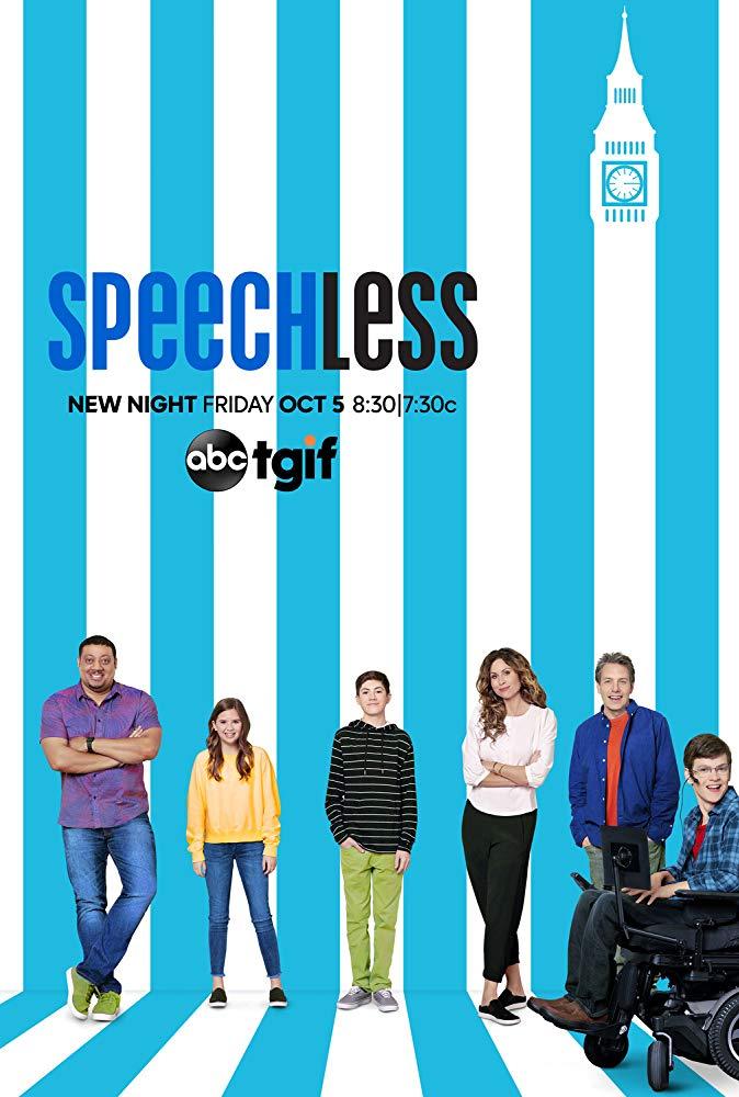 Speechless S03E02 720p HDTV x264-KILLERS