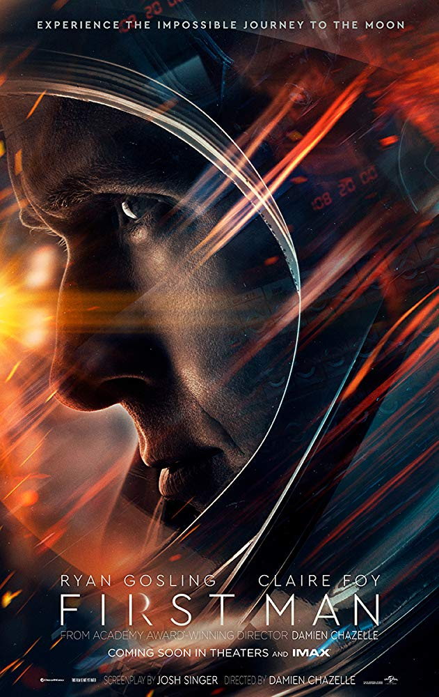 First Man 2018 HDCAM XviD-AVID