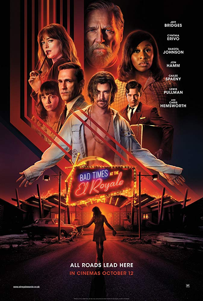 Bad Times at the El Royale (2018) English 720p HDCAM x264 AC3 1 2GB -SM
