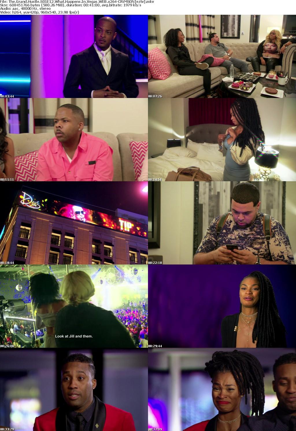 The Grand Hustle S01E12 What Happens In Vegas WEB x264-CRiMSON