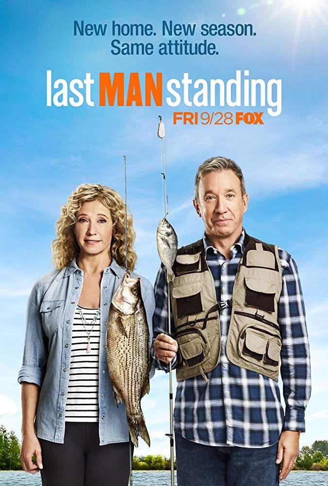 Last Man Standing US S07E03 XviD-AFG