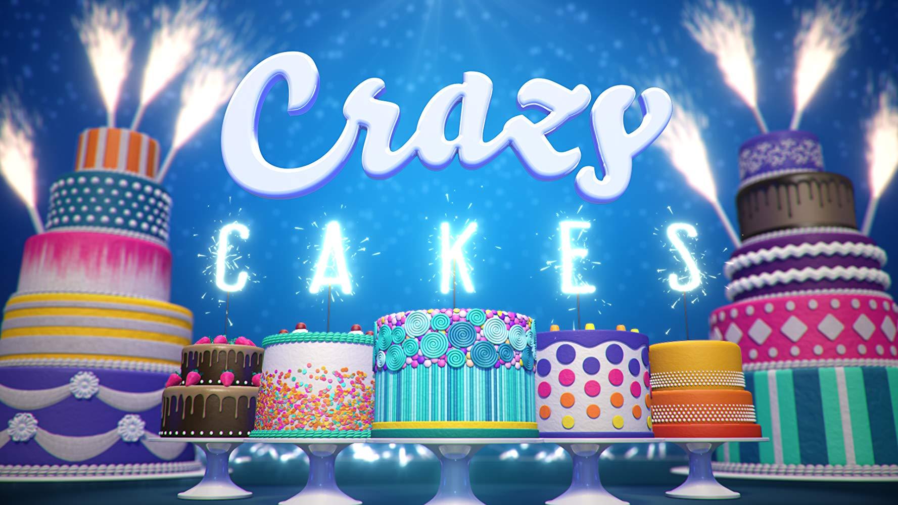Crazy Cakes S01E08 Doughnut Dumbbells and More WEB h264-CAFFEiNE