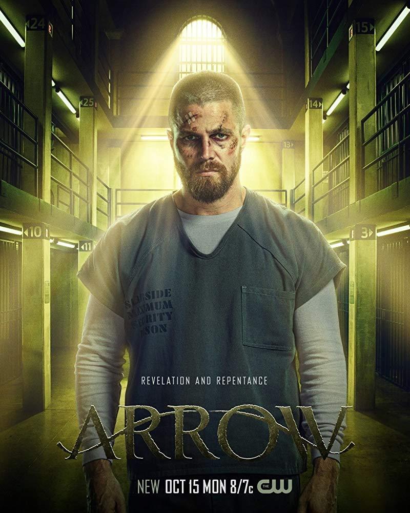 Arrow S07E01 XviD-AFG