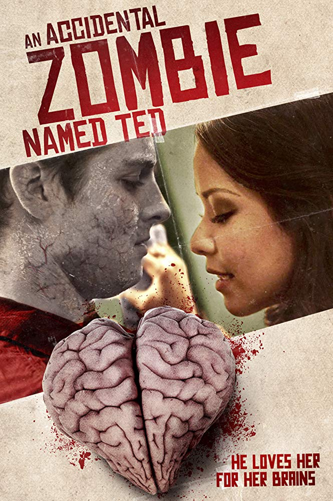 An Accidental Zombie Named Ted 2018 HDRip XviD AC3-EVO