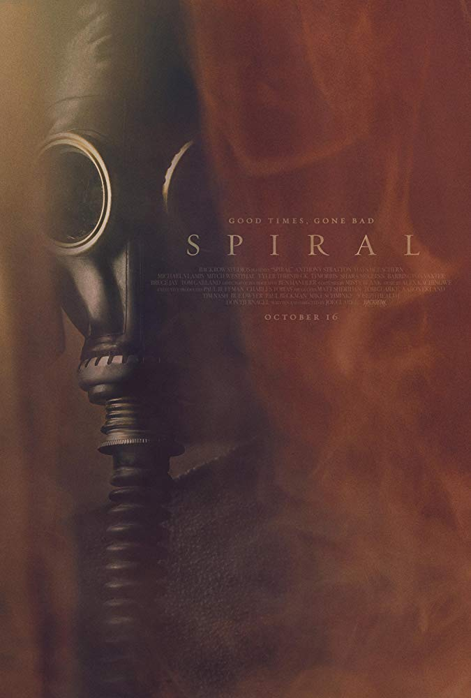 Spiral 2018 HDRip XviD AC3-EVO