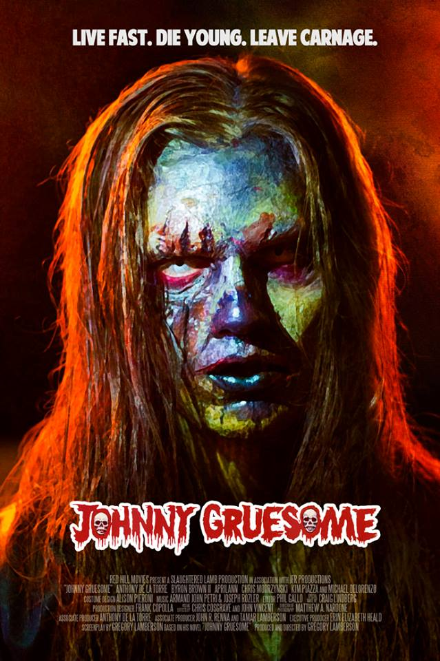 Johnny Gruesome 2018 HDRip AC3 X264-CMRG