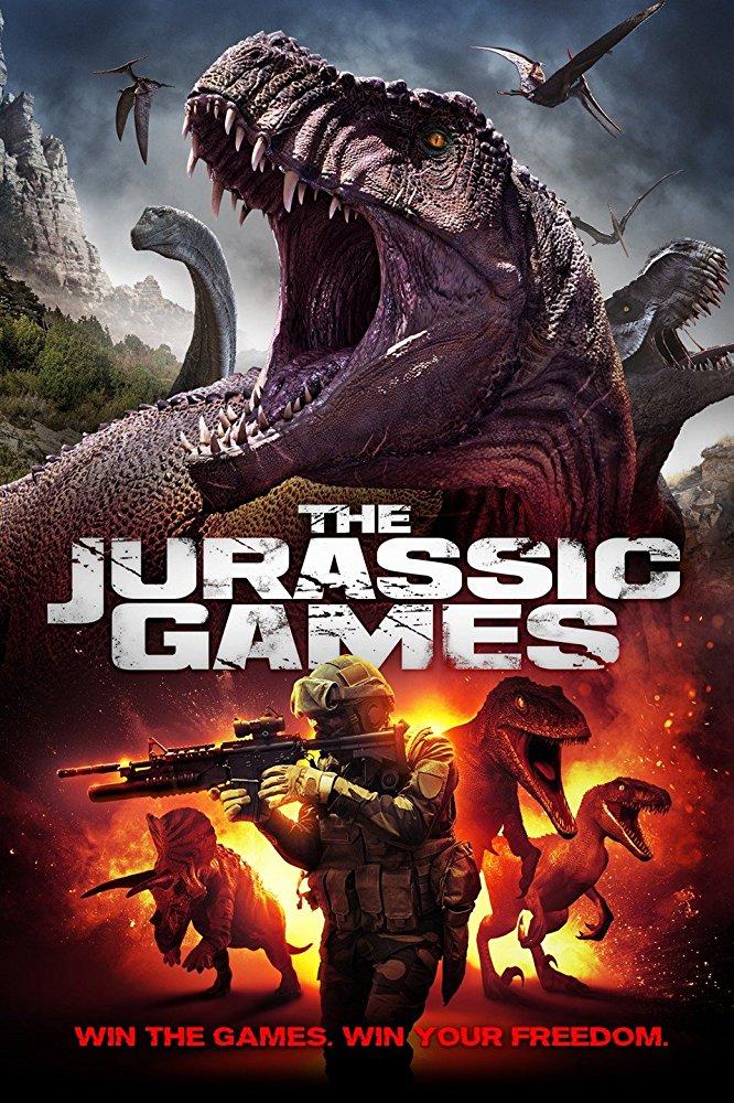 The Jurassic Games 2018 1080p BluRay x264-GETiT