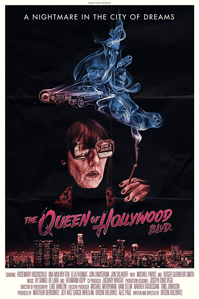 The Queen of Hollywood Blvd 2018 HDRip XviD AC3-EVO