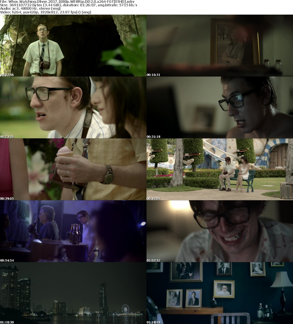 Whos Watching Oliver (2017) 1080p WEBRip DD2.0 x264-FGTEtHD