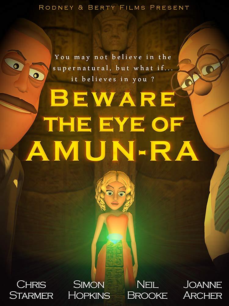 Beware the Eye of Amun-Ra 2018 HDRip AC3 X264-CMRG