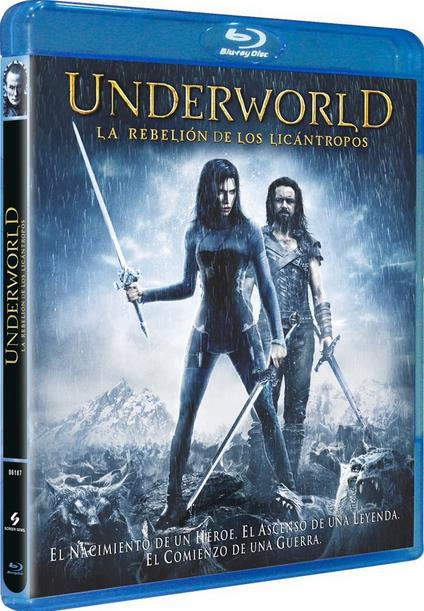 Underworld Rise of the Lycans (2009) 720p BluRay x264-DLW