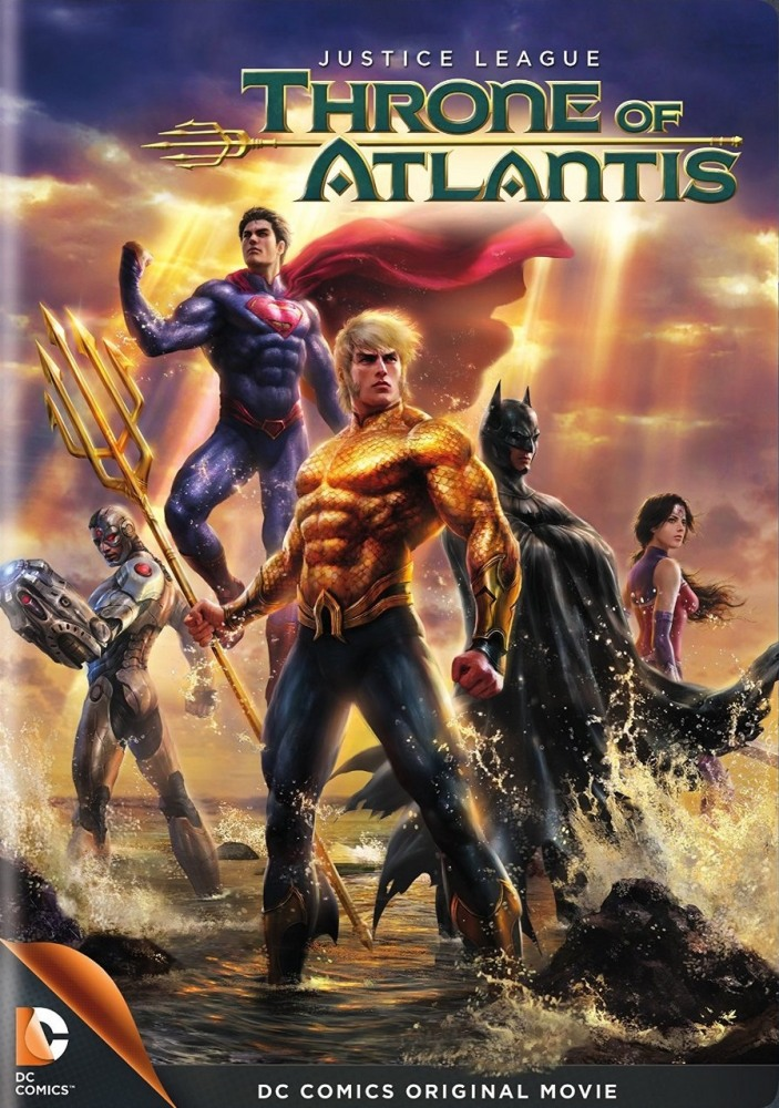 Justice League Throne of Atlantis (2015) 1080p BluRay H264 AAC-RARBG