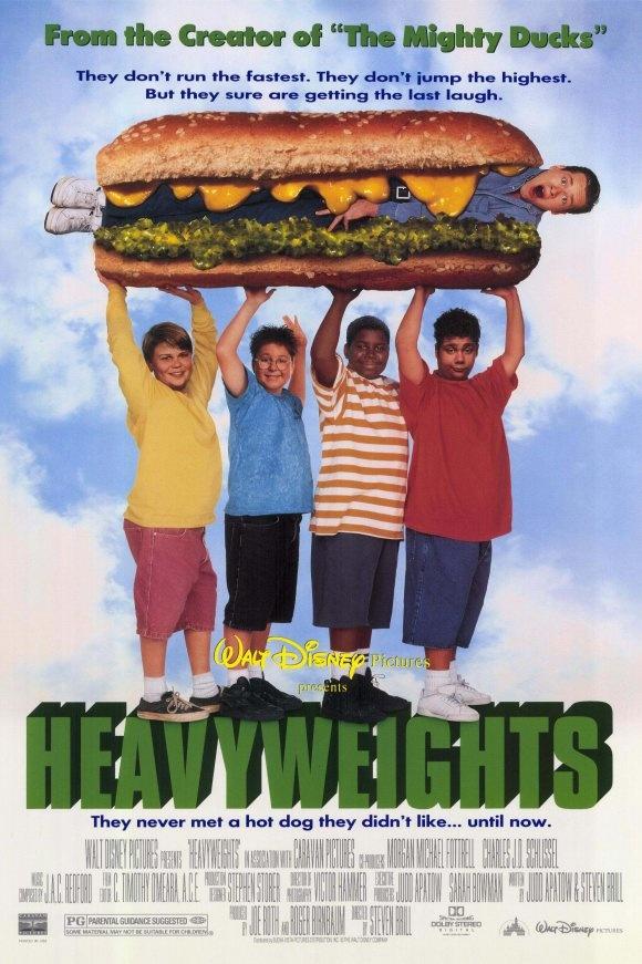 Heavy Weights (1995) [BluRay] [720p] YIFY
