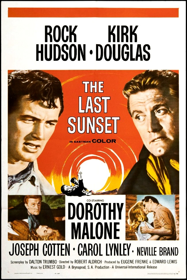 The Last Sunset 1961 BRRip XviD MP3-XVID