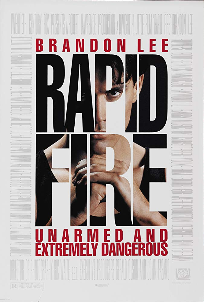 Rapid Fire 1992 BluRay 10Bit 1080p DD2 0 H265-d3g