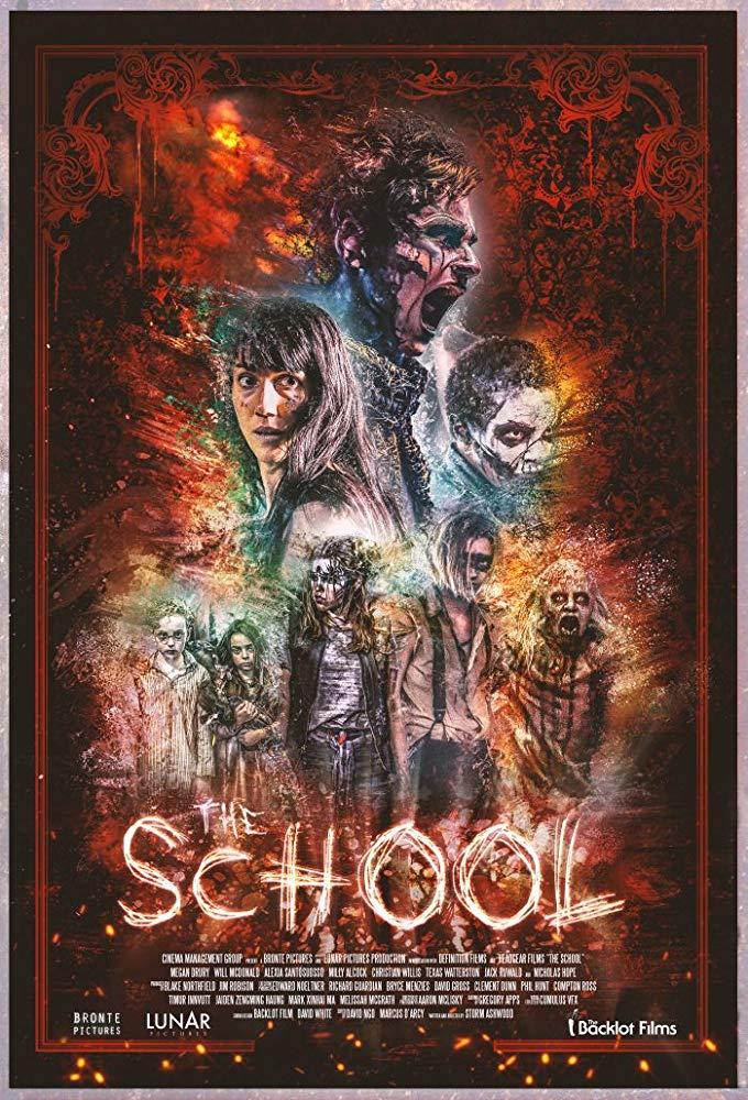 The School (2018) 720p BluRay x264 DTS-FGT