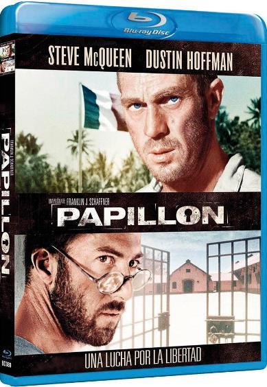 Papillon (2018) HDRip AC3 X264-CMRG