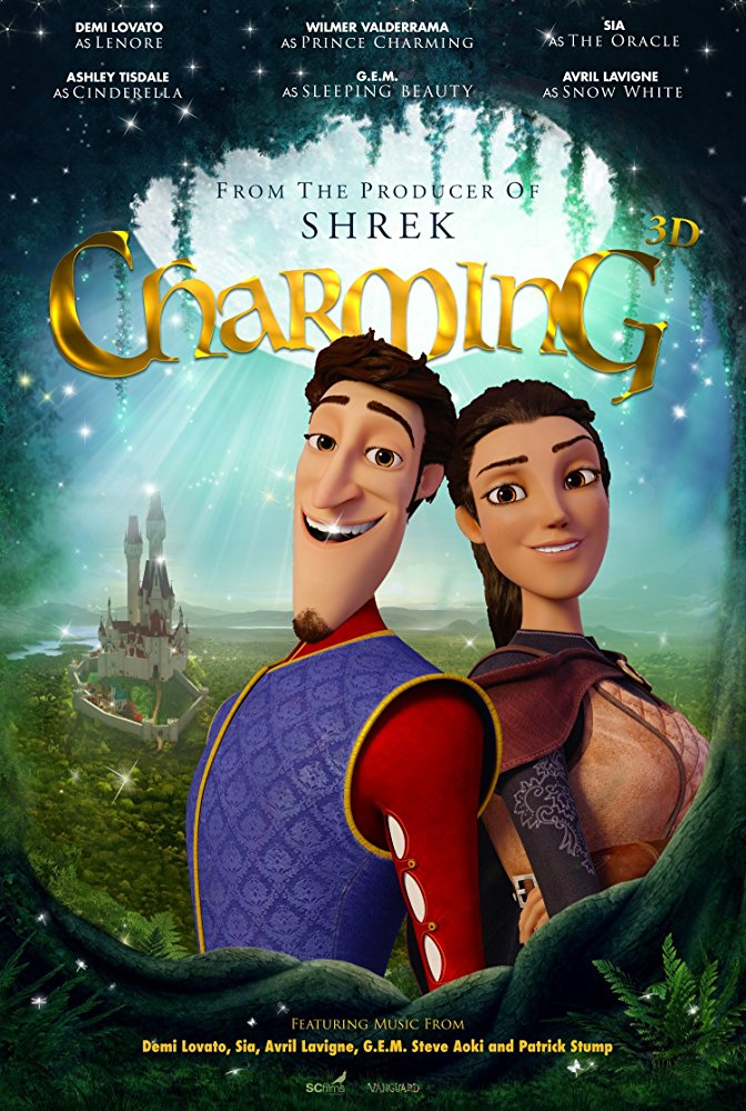 Charming (2018) 720p BluRay x264-GETiT