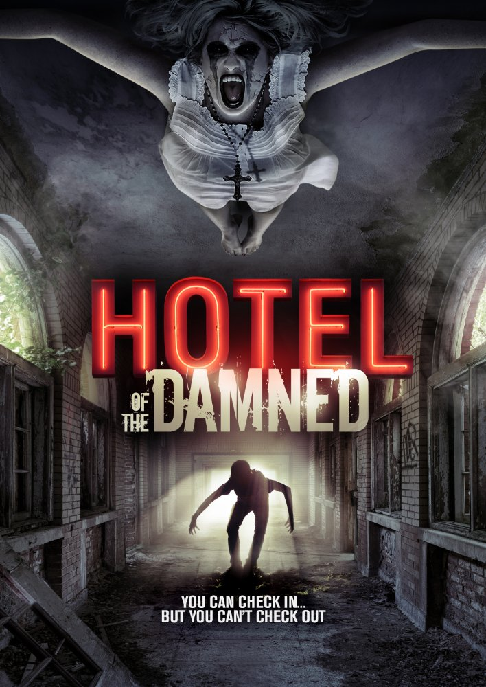 Hotel of the Damned (2016) WEBRip - SHADOW