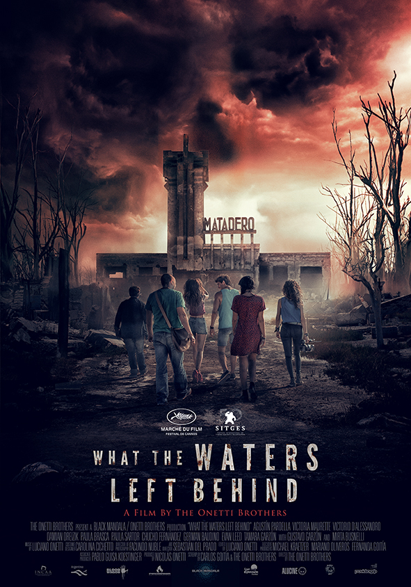 What the Waters Left Behind (2017) [WEBRip] [720p] YIFY