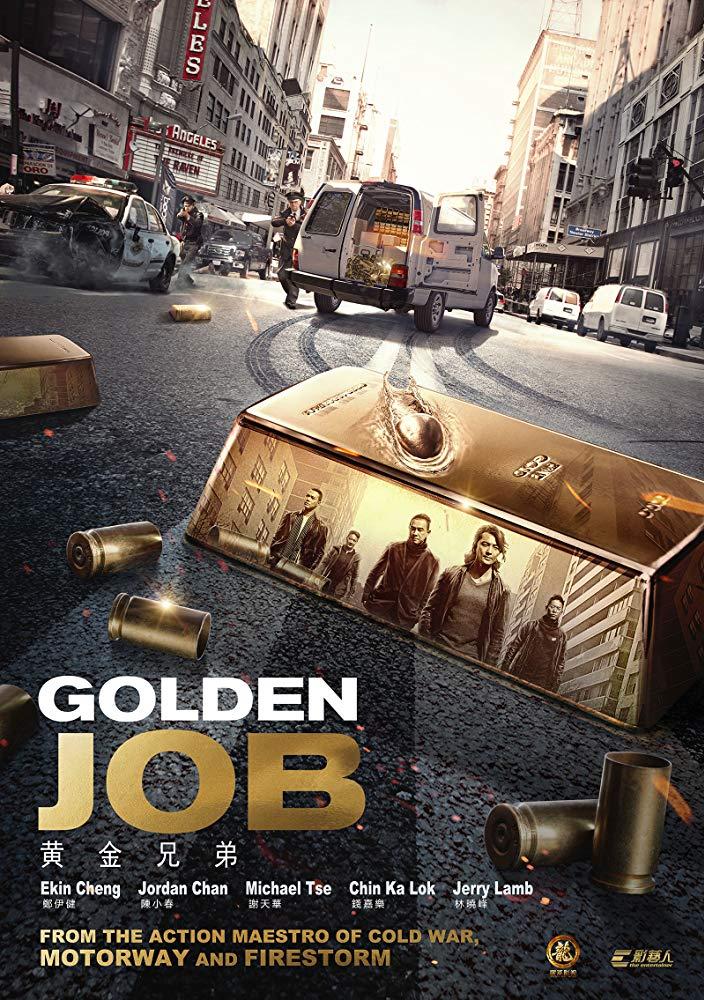 Golden Job (2018) SUBBED WEBRip x264 - SHADOW