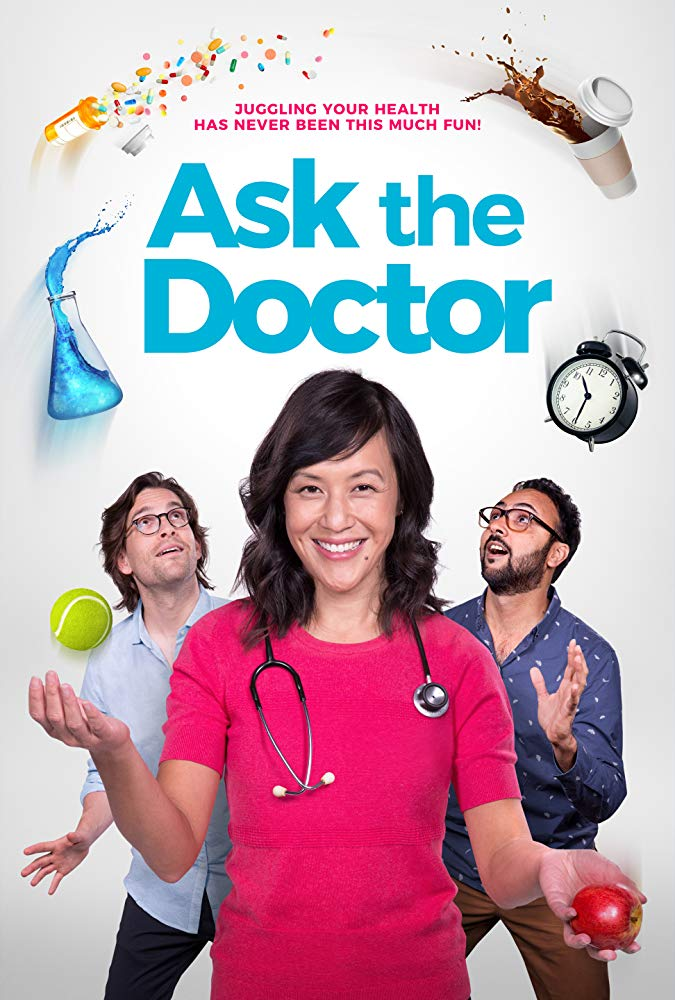 Ask The Doctor S02E04 Stress Relief 720p HDTV x264-CBFM