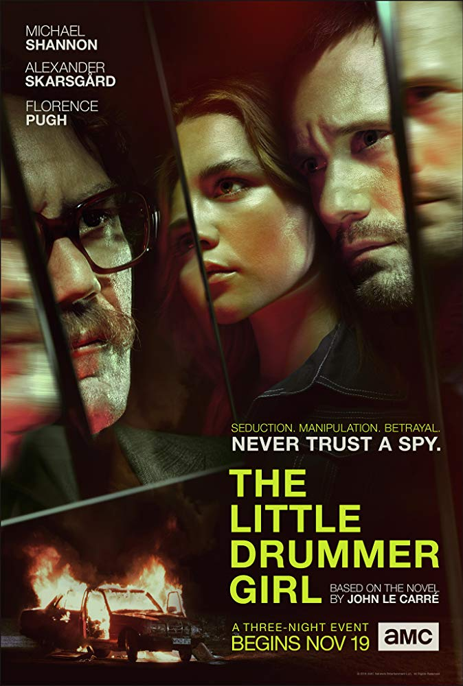 The Little Drummer Girl S01E02 Episode 2 720p AMZN WEB-DL DDP5 1 H 264-NTG