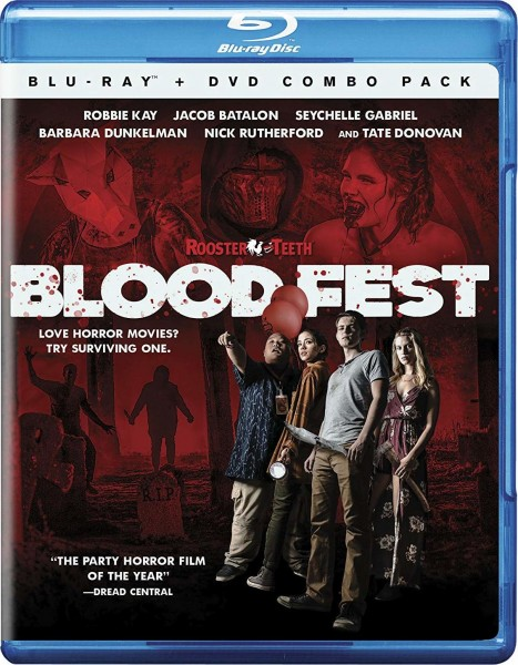 Blood Fest (2018) BRRip XviD AC3-EVO
