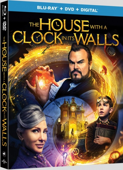 The House with a Clock in Its Walls (2018) HDRip XviD AC3-EVO