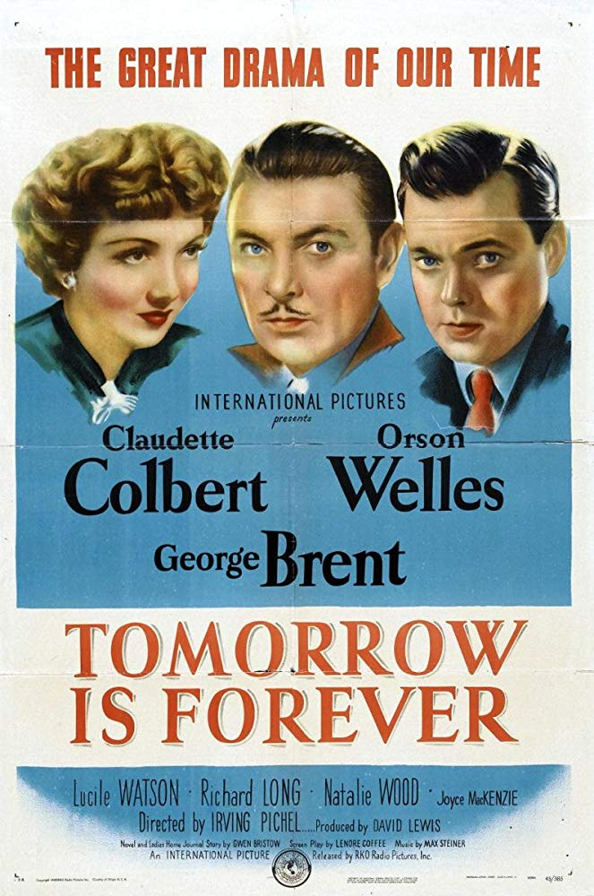 Tomorrow Is Forever 1946 720p BluRay x264-x0r