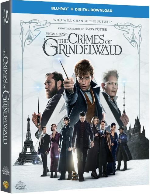 Fantastic Beasts The Crimes of Grindelwald (2018) 1080p BluRay x264 Dual Audio Hi...