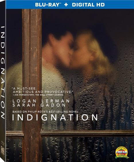 Indignation (2016) 1080p BluRay H264 AAC  RARBG