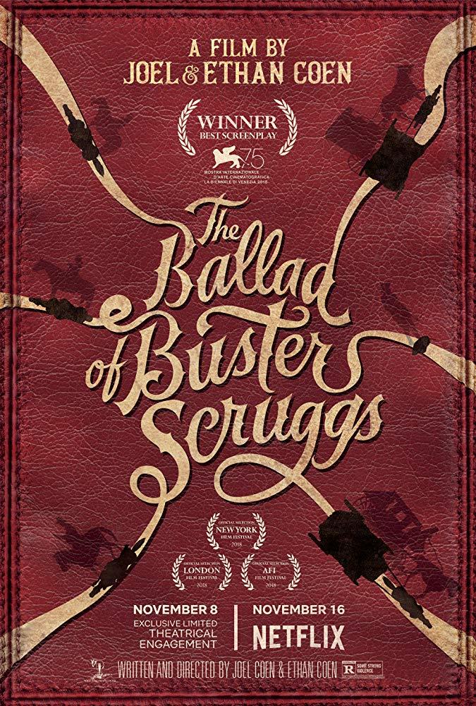 The Ballad of Buster Scruggs 2018 720p NF WEB-DL DD5 1 H264-CMRG[TGx]