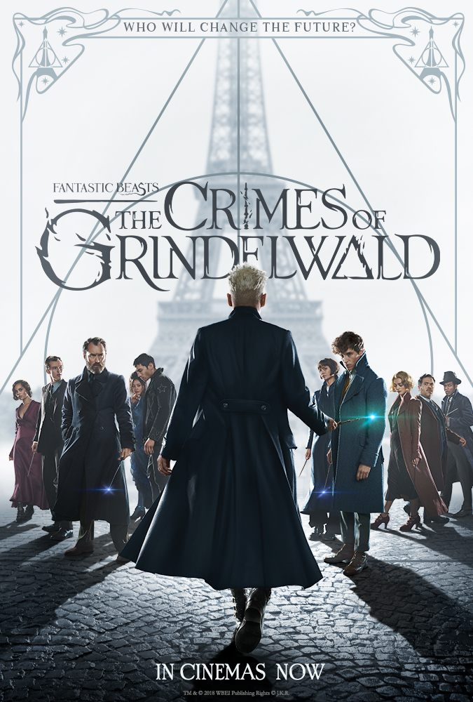 Fantastic Beasts The Crimes of Grindelwald 2018 NEW 720p HDCAM-SugarTiTS