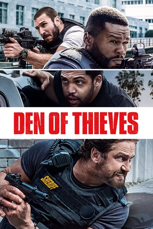 Den Of Thieves Unrated 2018 BluRay Rip 720p AC3 DD - Ntr