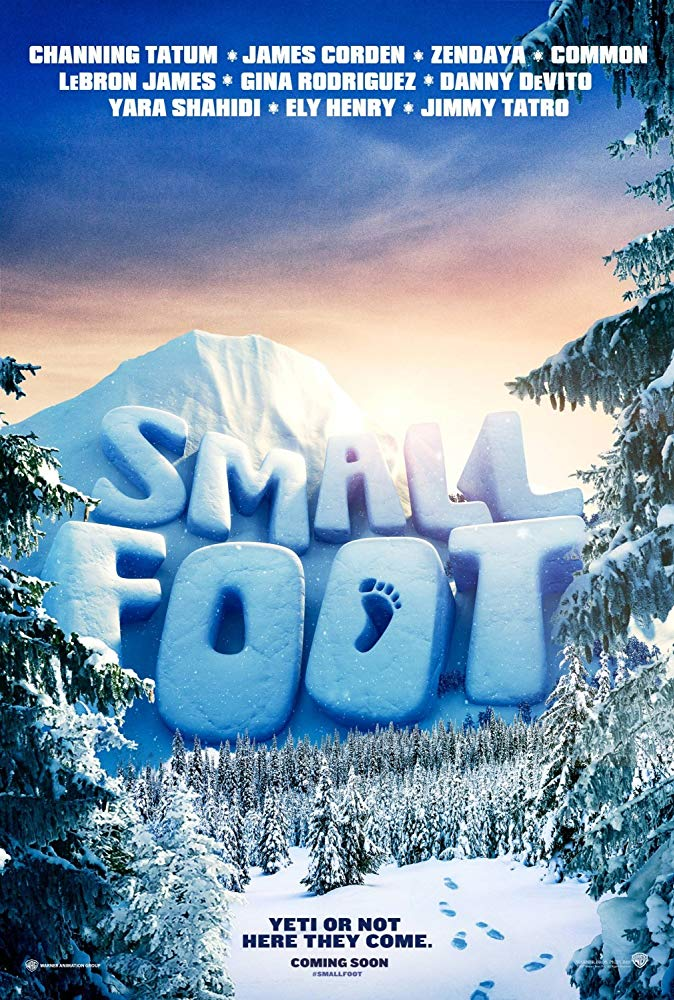 Smallfoot 2018 1080p Bluray AAC5 1 x264-Rapta