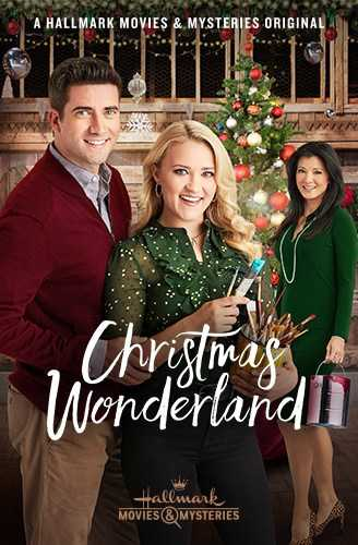Christmas Wonderland (2018) Hallmark 720p HDTV X264 - SHADOW