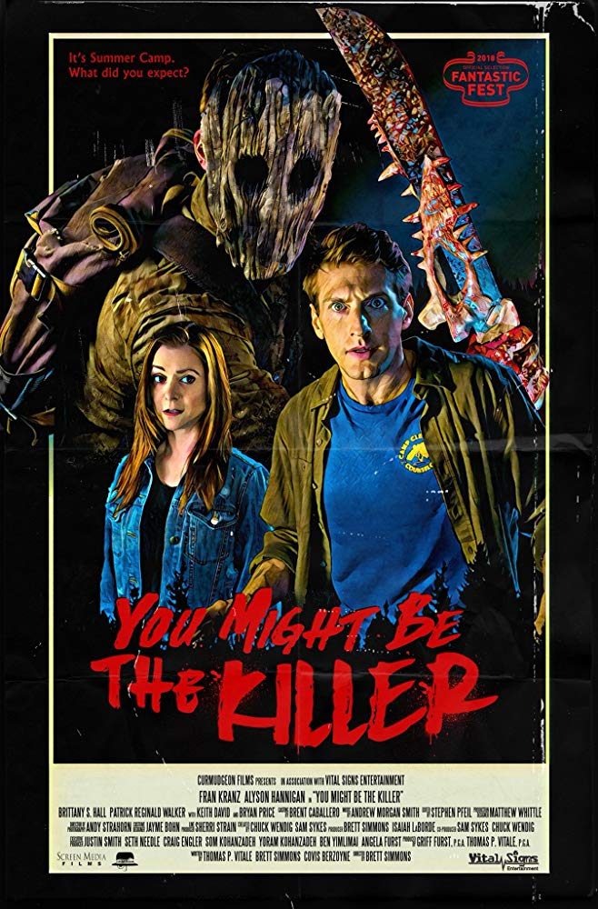 You Might Be the Killer 2018 HDRip XViD-ETRG