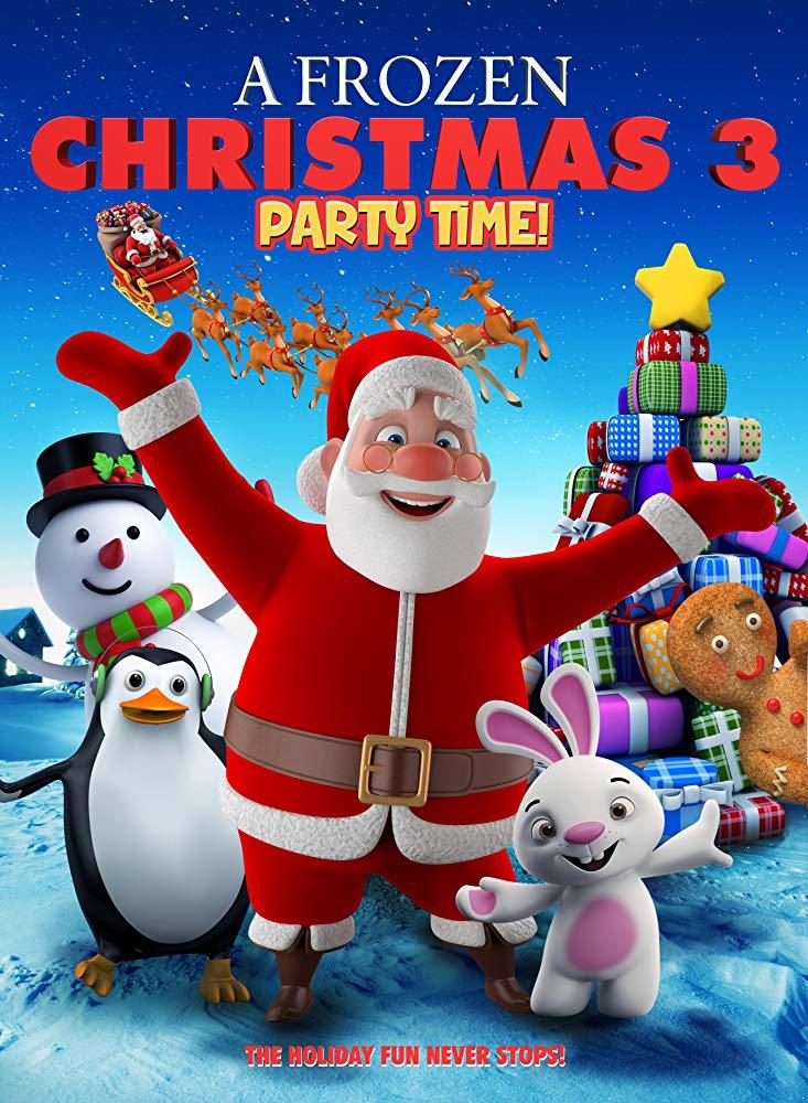 A Frozen Christmas 3 2018 WEBRip x264-ION10