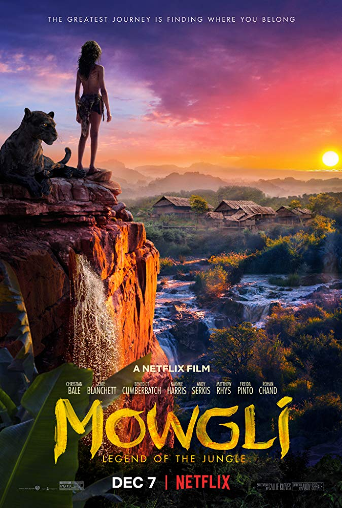 Mowgli Legend of the Jungle 2018 1080p NF WEB-DL DDP5 1 H264-EVO