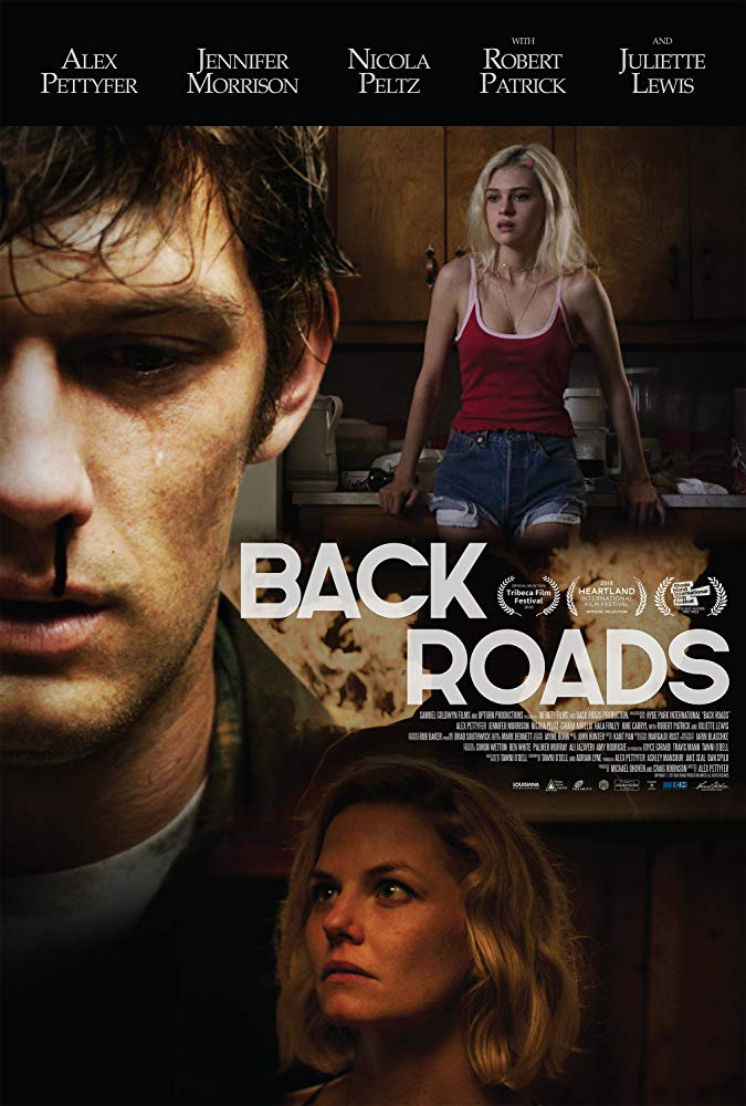 Back Roads 2018 HDRip XviD AC3-EVO[TGx]