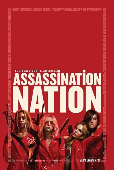 Assassination Nation 2018 BRRip AC3 X264-CMRG