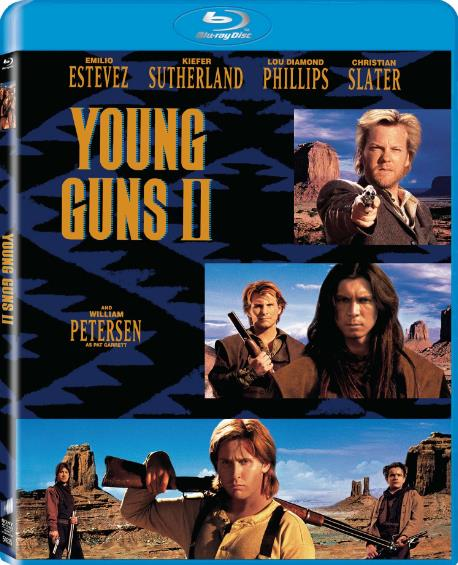 Young Guns II (1990) 720p BluRay H264 AAC-RARBG